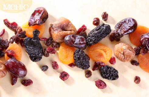 Снимка за Сушени плодове