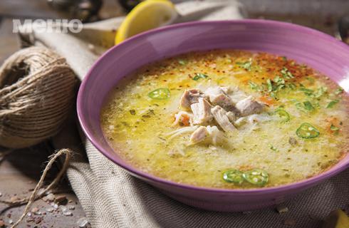 Снимка за Пилешка супа