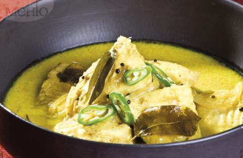 Снимка за Къри с риба от Керала